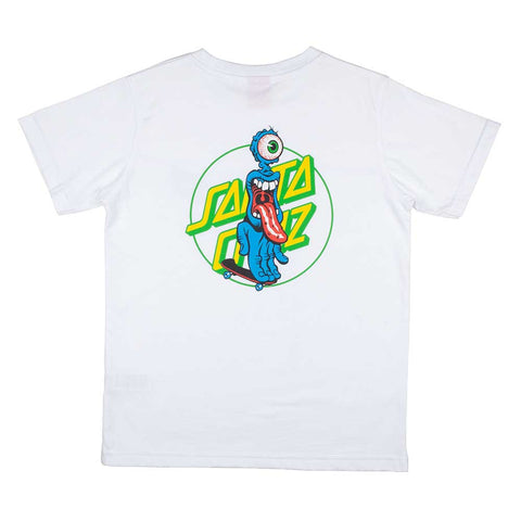 Santa Cruz Youth Grip Dot T-Shirt