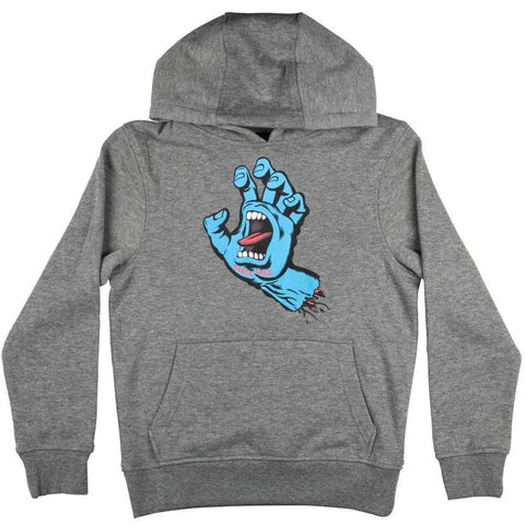 Santa Cruz Youth Screaming Hand Hoodie