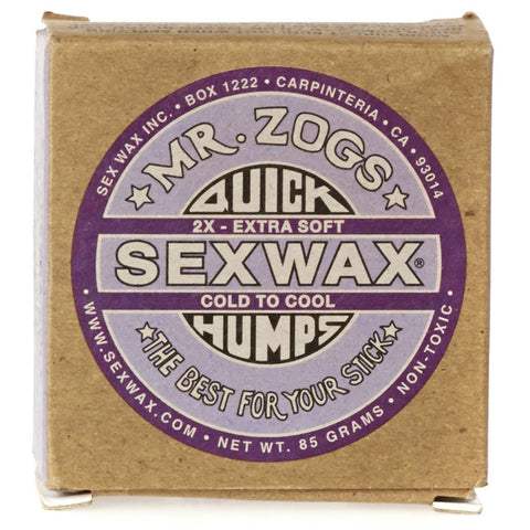Sex Wax Quick Humps Surfboard Wax