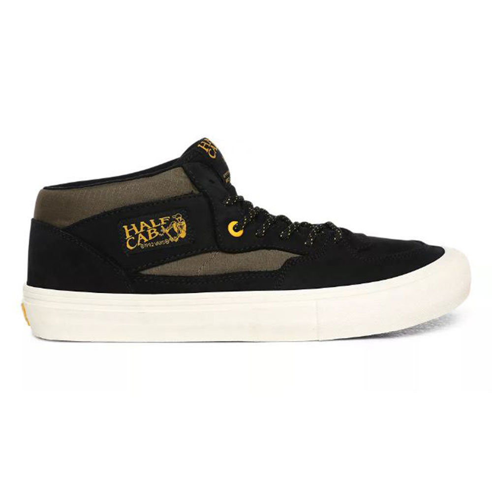 Vans Half Cab Pro Trainers - (Surplus)/Black