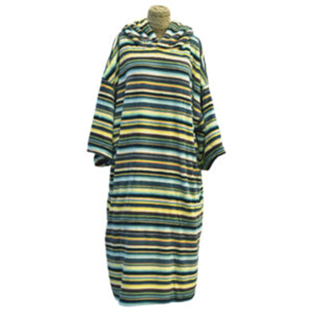Tools Kids Mexican Stripe Micro Fiber Changing Robe