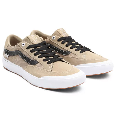 Vans Berle Pro Skate Shoes - Incense