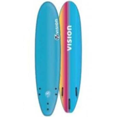 Vision Surfboard XPS Ignite 7' Soft Surfboard