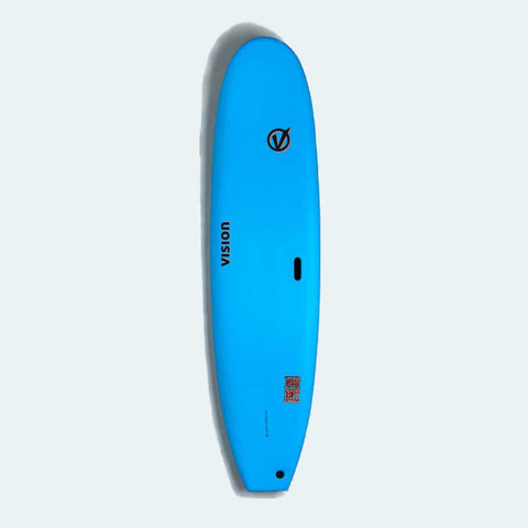 Vision Hand Shape Shoot Out Surfboard  - 7'0