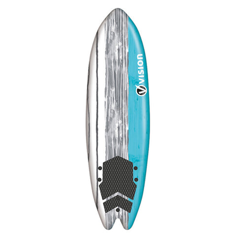 Vision Surfboard XPS Spark FISH - 5'7
