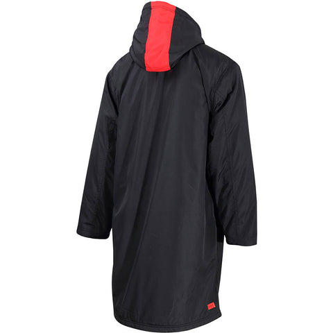 Zone 3 Polar Fleece Parka Robe Jacket