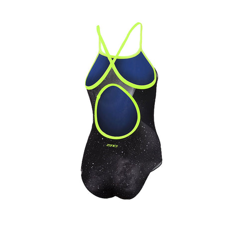 Zone 3 Womens Bound Back Swimming Costume