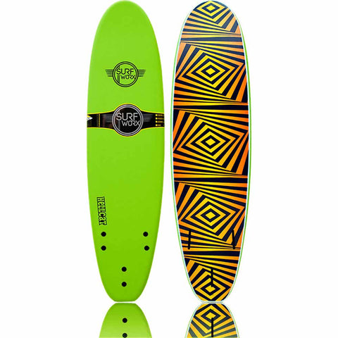 Surfworx Hellcat 7ft Mini Mal Surfboard