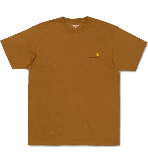 Carhartt American Script Short Sleeved T Shirt