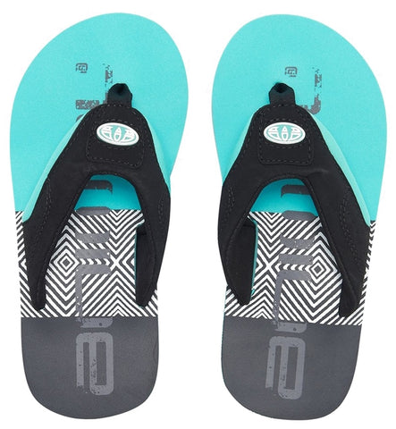 Animal Boys Jekyl Logo Flip Flops