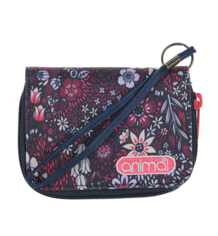 Animal Ladies Buzios Zip Wallet