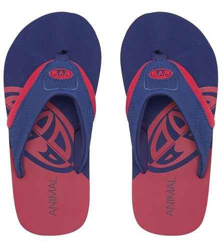 Animal Boys Jekyl Slice Flip Flops