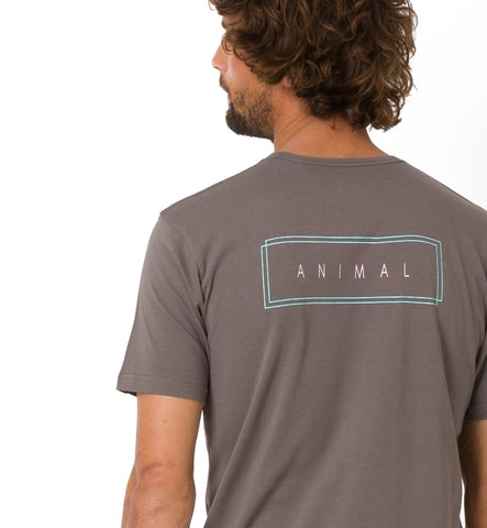 Animal Point Short Sleeved T Shirt