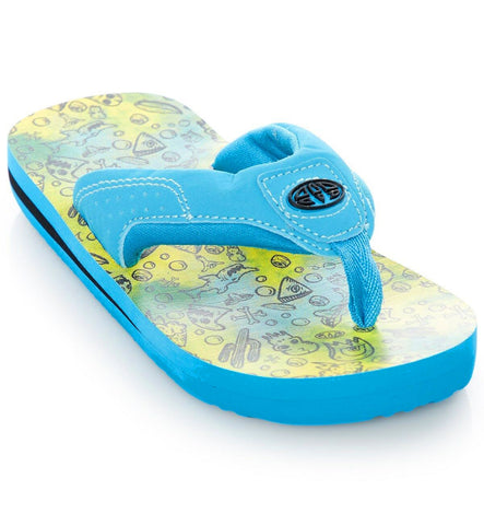 Animal Jekyl Slice Boys Flip Flop