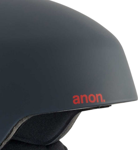 Anon Striker Snowboard Helmet Gray
