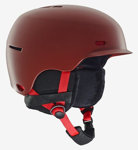 Anon Highwire Snow/Ski Helmet - Red