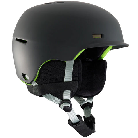 Anon Highwire Snow/Ski Helmet - Grey Pop