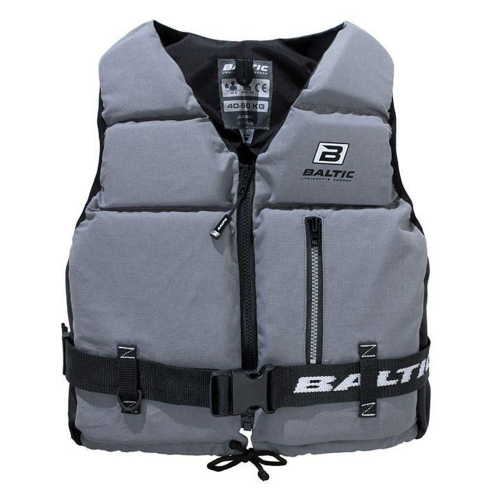 Baltic Mistral Grey Bouyancy Aid - 40-50KG