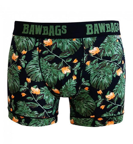 Bawbags Cool De Sacs Boxer Shorts - Tropical