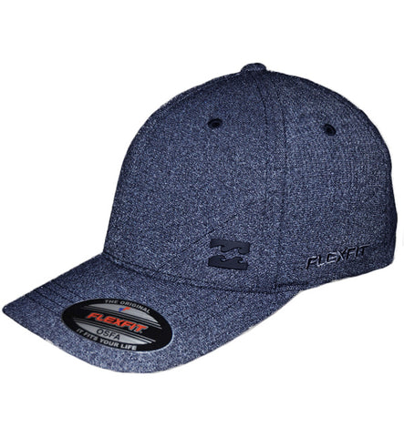 Billabong Station Flexfit Cap - Indigo