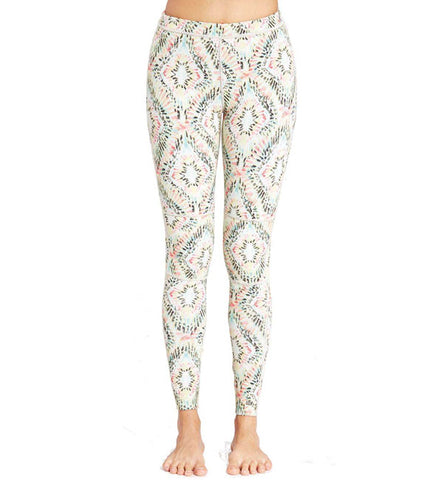 Billabong Surf Capsule Skinny Sea Leggings - Aloe
