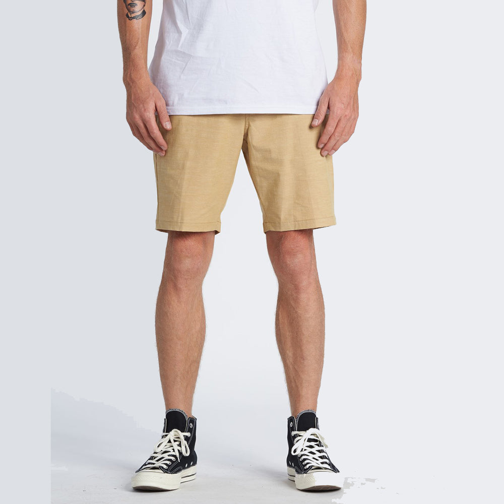 Billabong New Order Slub Walkshorts