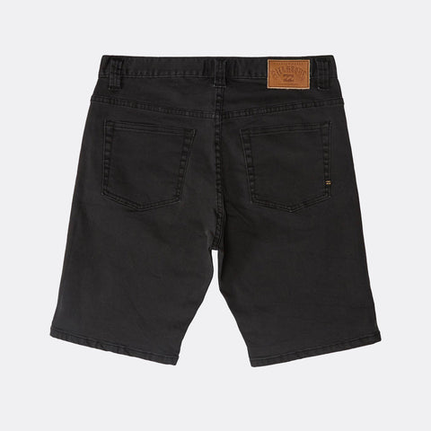 Billabong Outsider Denim Walkshorts