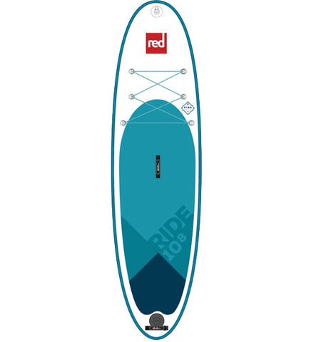 "Red Paddle Co Ride 10'8"" 2019 Stand Up Paddle Board Paddle Board Package"