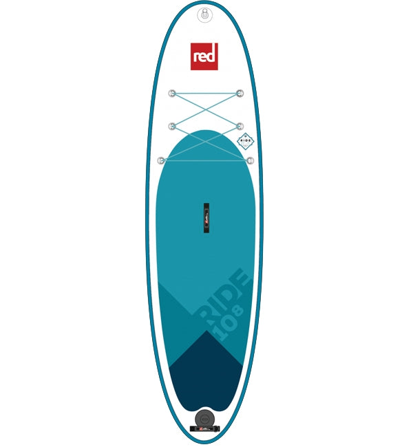"Red Ride 10'8"" 2018 Stand Up Paddle Board"