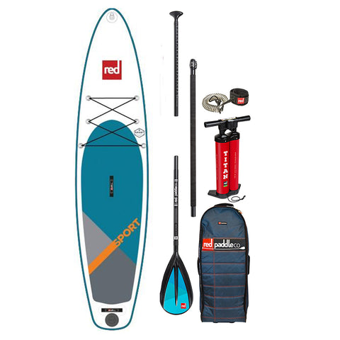 Red Paddle Co 11'3 Sport Paddle Board 2019