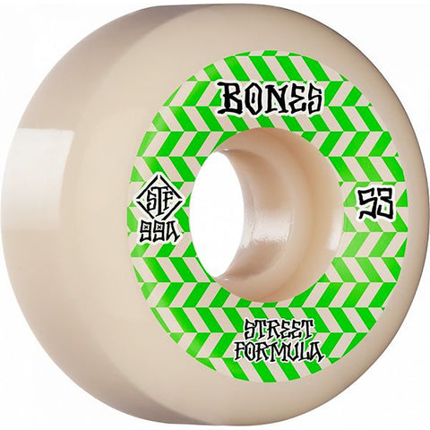 Bones Pattens 99a V5 Sidecut Skateboard Wheels