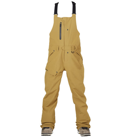 Bonfire Reflect Bib Snowboard/Ski Pants - Camel