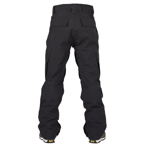 Bonfire Tactical Snowboard/Ski Pants - Black