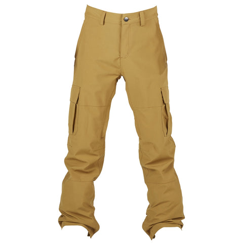 Bonfire Tactical Snowboard/Ski Pants - Camel