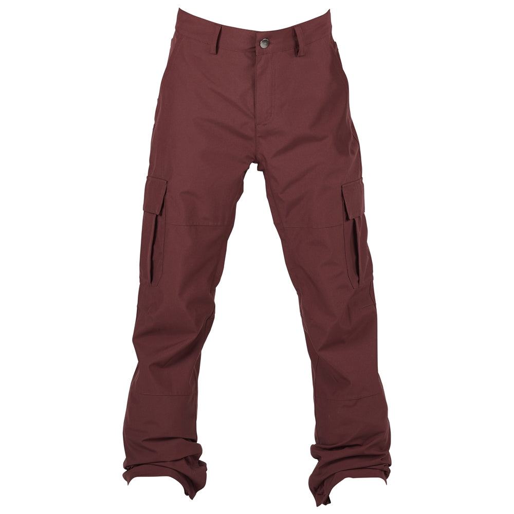 Bonfire Tactical Snowboard/Ski Pants - Maroon