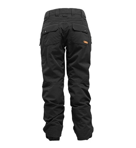 Bonfire Womens Pearl Snow Pants - Black