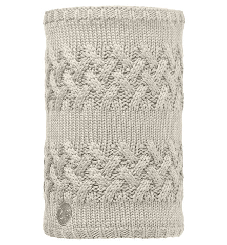 Buff Savva Cream Knitted Neckwarmer