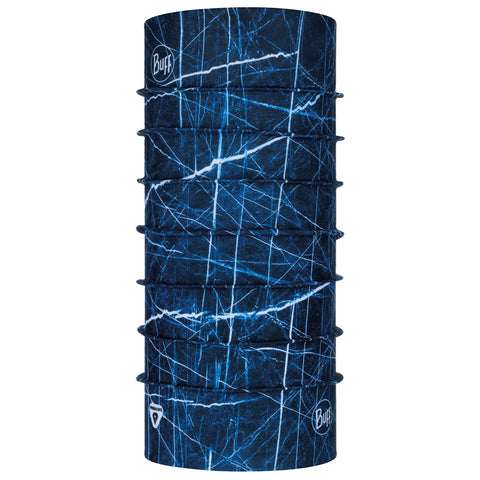 Buff ThermoNet Neck Warmer - Icescenic Blue