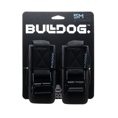 Bulldog 5m x 40mm Roof Rack Straps