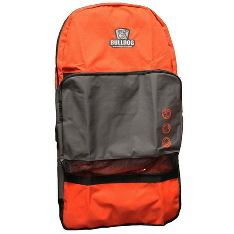 Bulldog Bodyboard Bag red