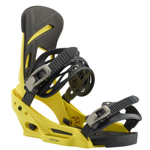 Burton Mission EST Snowboard Bindings - Grellow