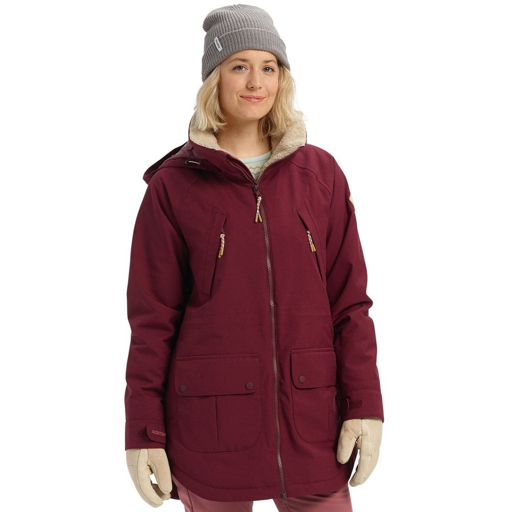 Burton Womens Prowess Snowboard/Ski Jacket - Port Royal