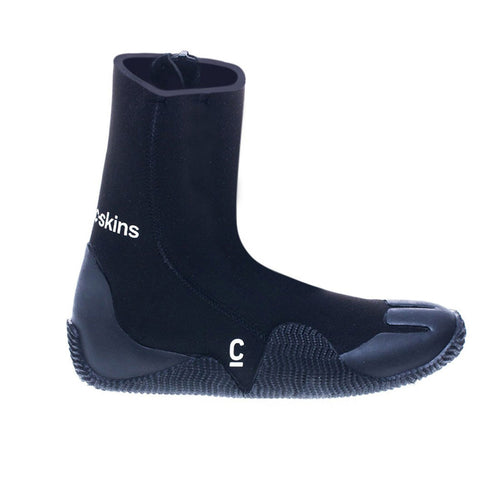 C Skins Legend 5mm Zipped GBS Round Toe Wetsuit Boots