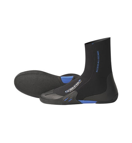 C Skins 5mm Legend Round Toe Wetsuit Boots