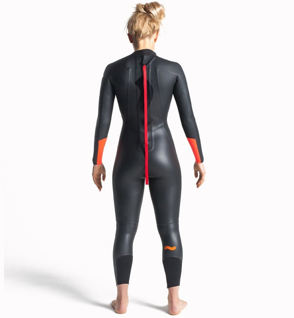 CSkins Swim Research 4/3mm Womens Swimming Wetsuit