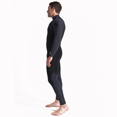 C-Skins ReWired 5/4mm GBS Chest Zip Full Winter Wetsuit