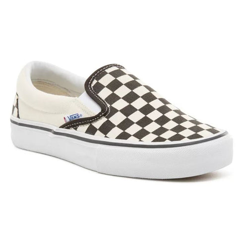 Vans Slip-On Pro Skate Shoes  - Checkerboard
