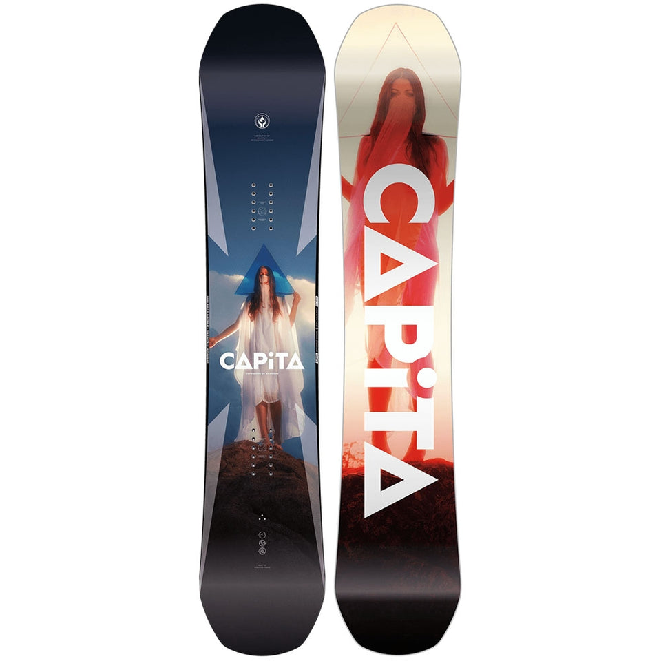 Capita Defenders of Awesome Snowboard - 155W