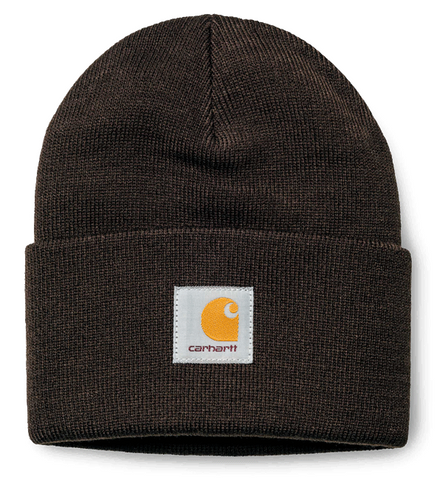 Carhartt Acrylic Watch Hat Tobacco