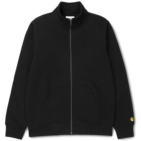 Carhartt Chase Neck Jacket - Black/Gold